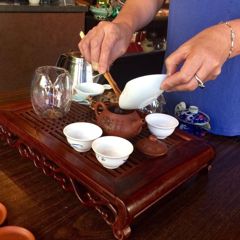 Red Robe Tea House & Cafe: 310 NW Davis St, Portland, OR