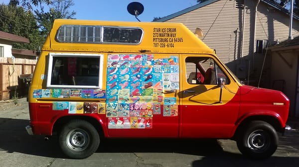 star ice cream truck catering caterers napa ca phone number