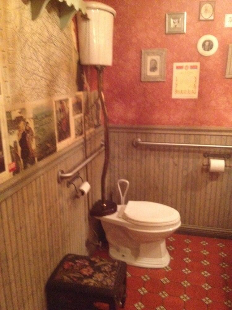 Coolest Bathroom Ever coolest bathroom ever. - yelp