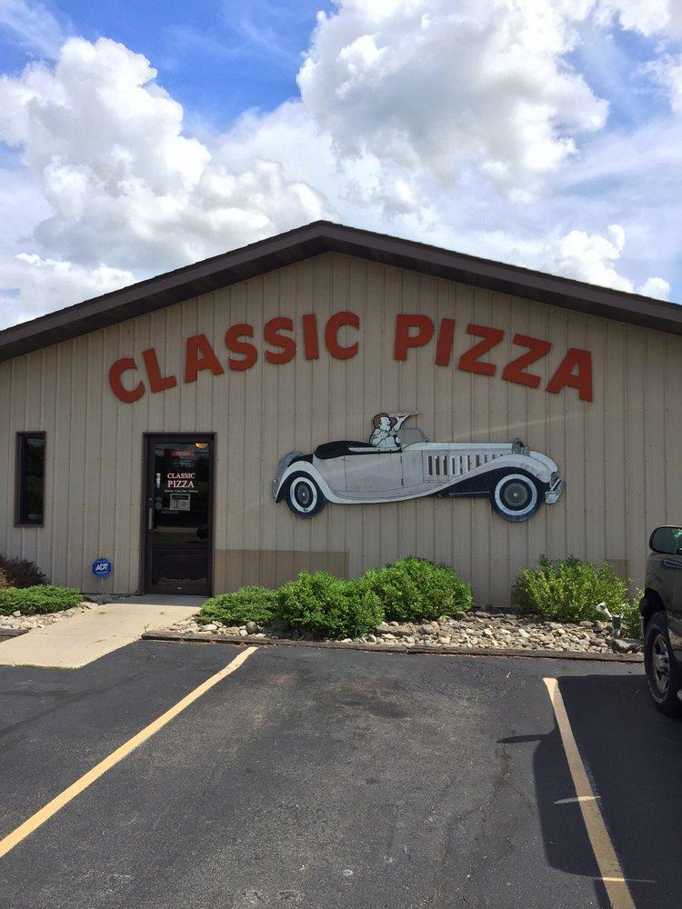 Classic Pizza: 801 Tekulve Rd, Batesville, IN