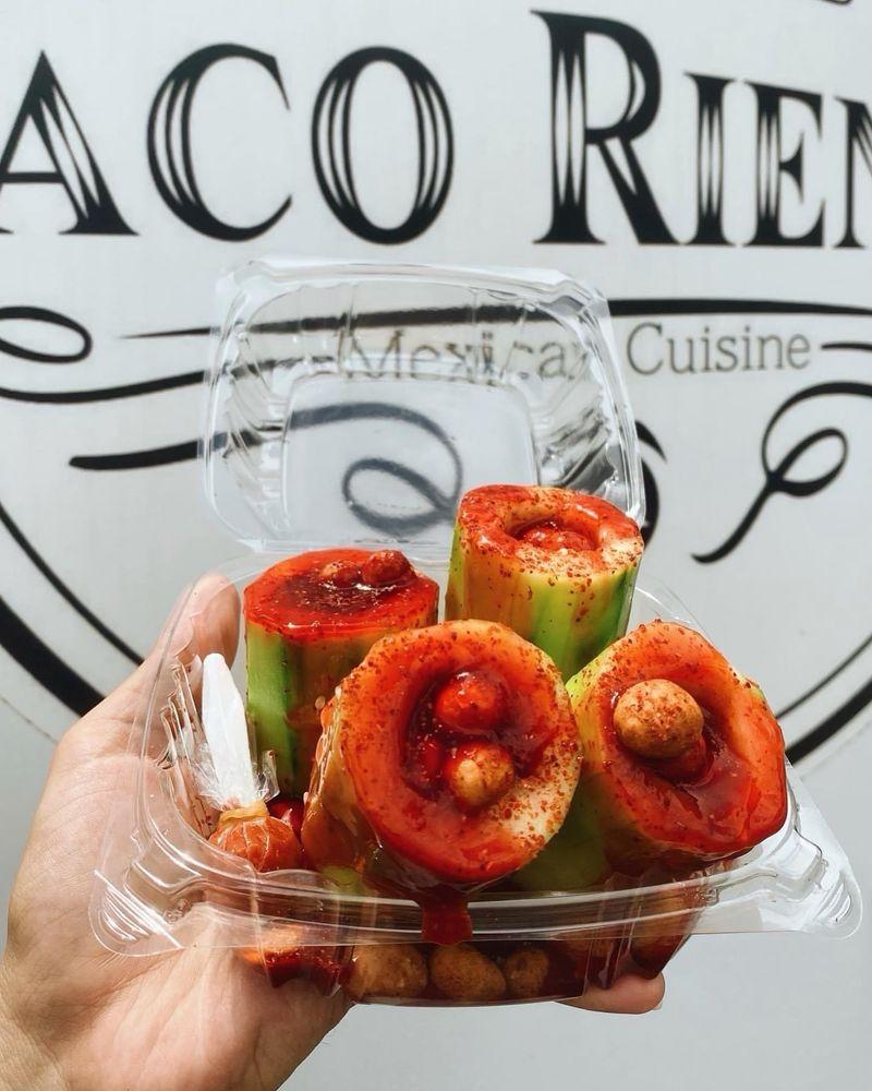 Taco Riendo Food Collective: 1331 FL-60 E, Lake Wales, FL
