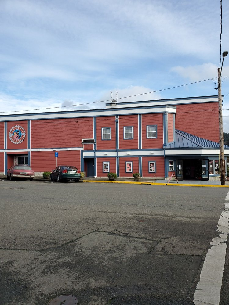 Sawdust Theatre: 71 E 1st St, Coquille, OR