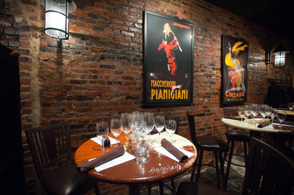 Italian Restaurant Pittsburgh Market Square