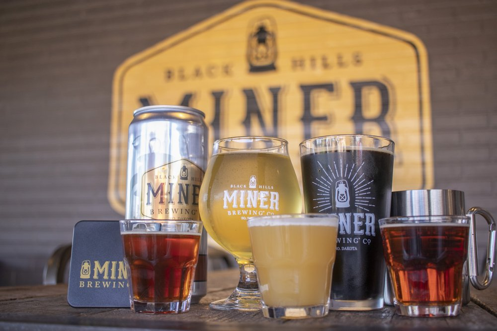 Miner Brewing Company: 23845 Hwy 385, Hill City, SD