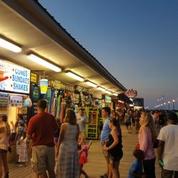 Photo Of Rehoboth Beach Boardwalk De United States