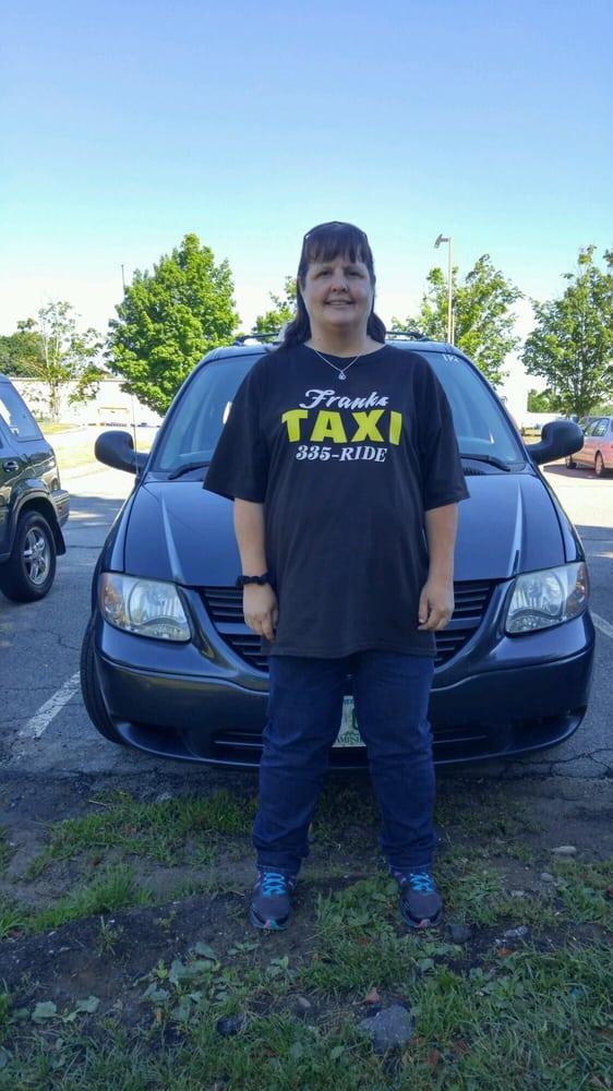 Frank's Taxi: 456 Ten Rod Rd, Farmington, NH