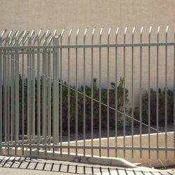 Photo Of Budget Fence Las Vegas Nv United States Security Iron