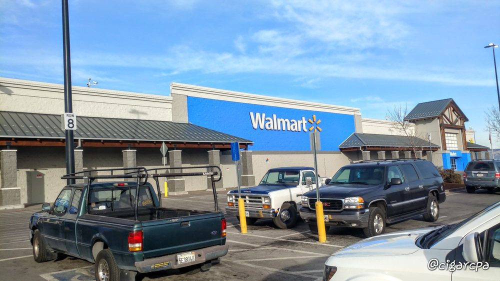 Walmart Supercenter: 3600 Washburn Way, Klamath Falls, OR