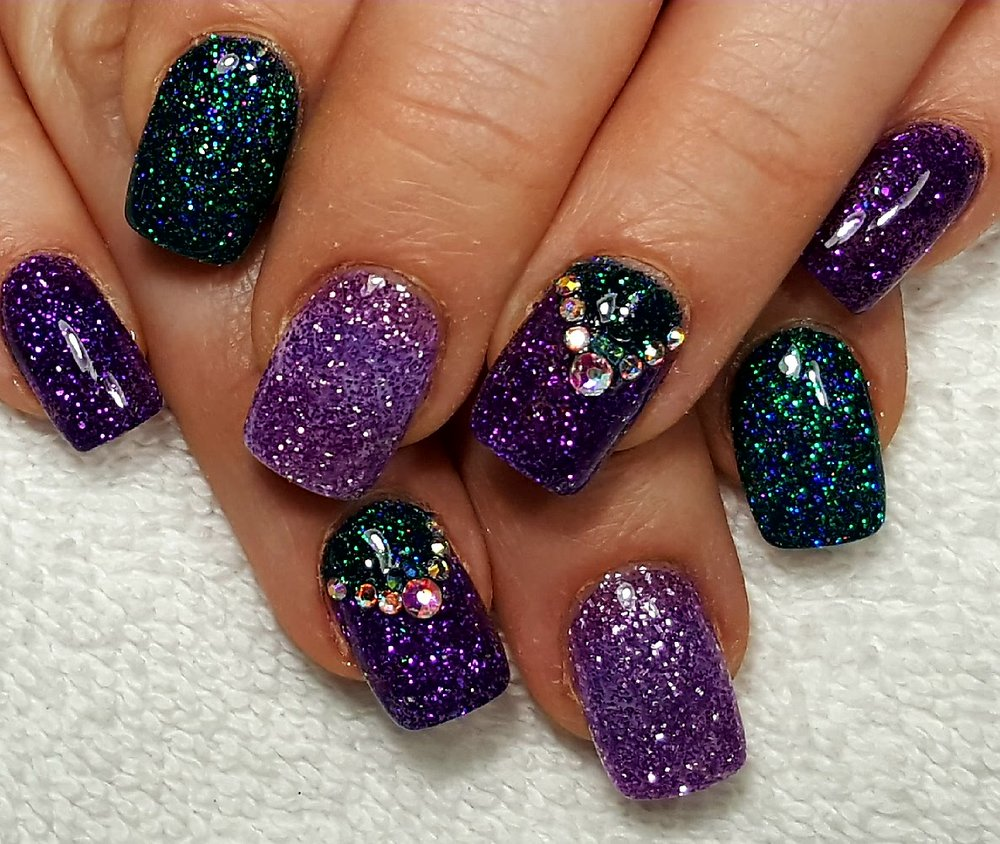 Oh Kellys Nail Salon: 270 N Nucleus Ave, Columbia Falls, MT