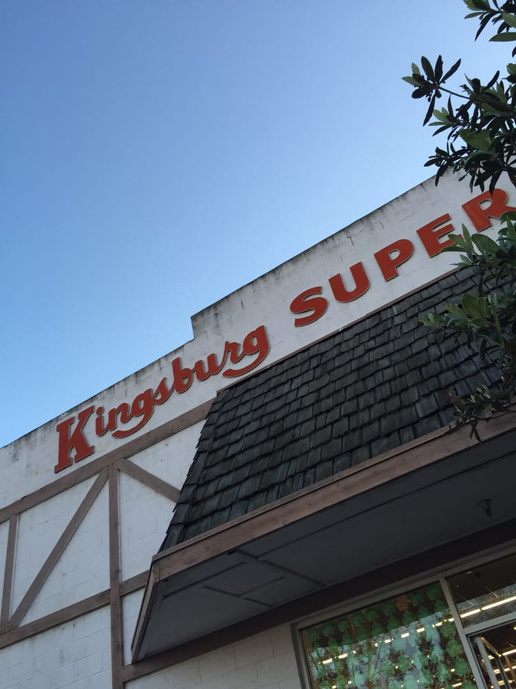 Kingsburg Super Market