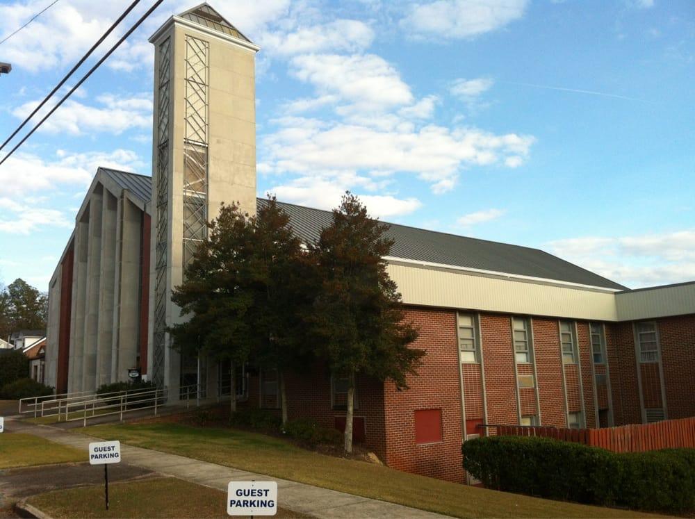First Baptist Church-Attalla: 410 6th Ave NW, Attalla, AL