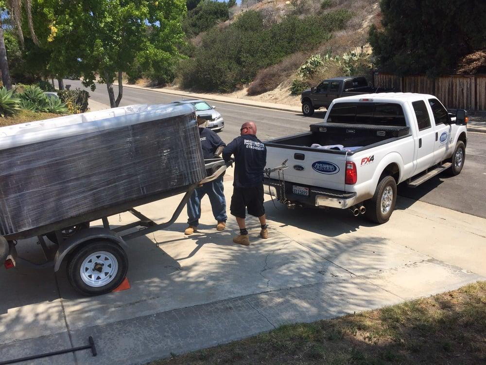 San Diego Jacuzzi Transport