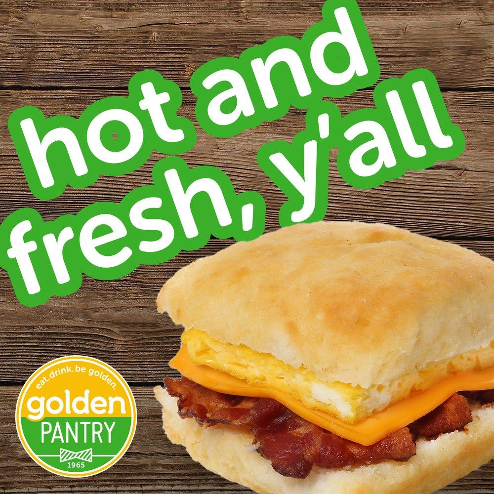 Golden Pantry: 769 N Main St, Madison, GA