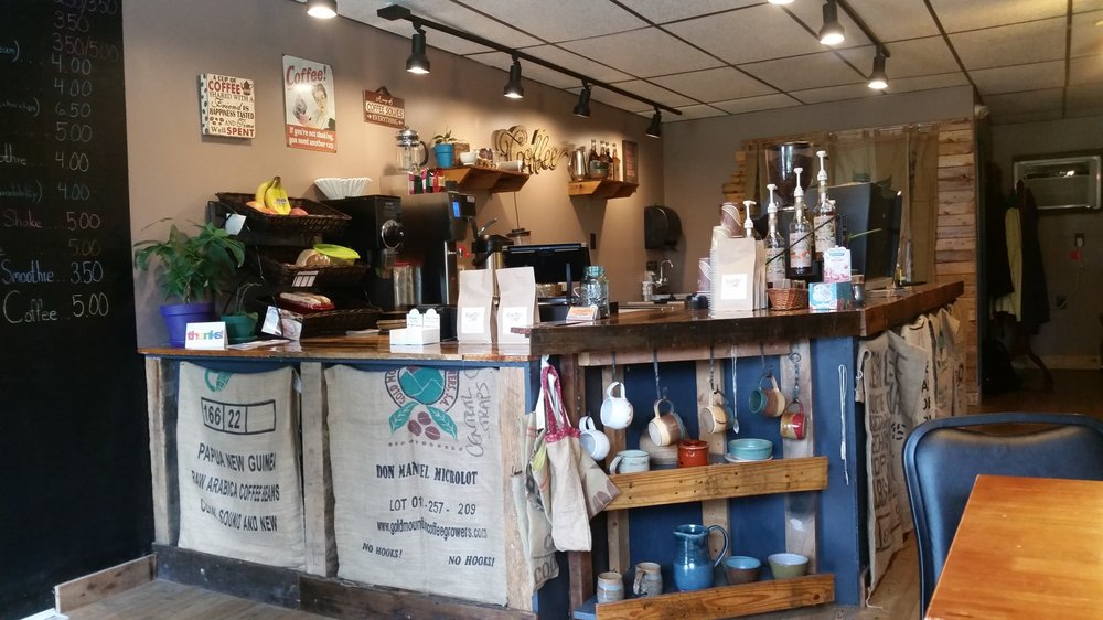 Rustic Cup: 50 W Maple St, East Prospect, PA