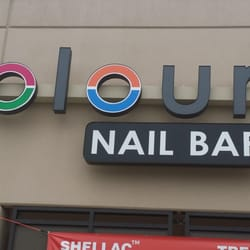 Photo Of Colour Nail Bar