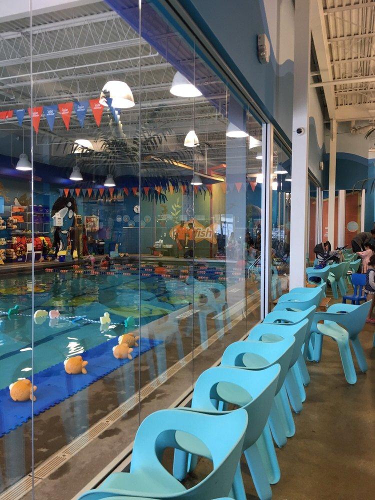 Social Spots from Goldfish Swim School - Garden City