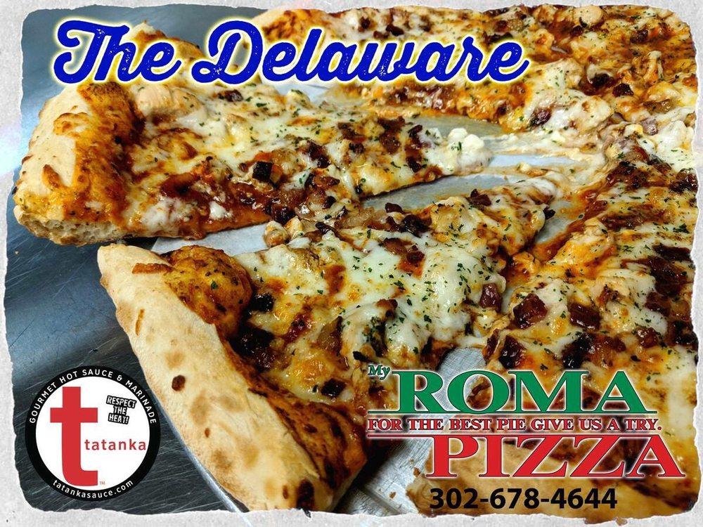 MyRoma Pizza