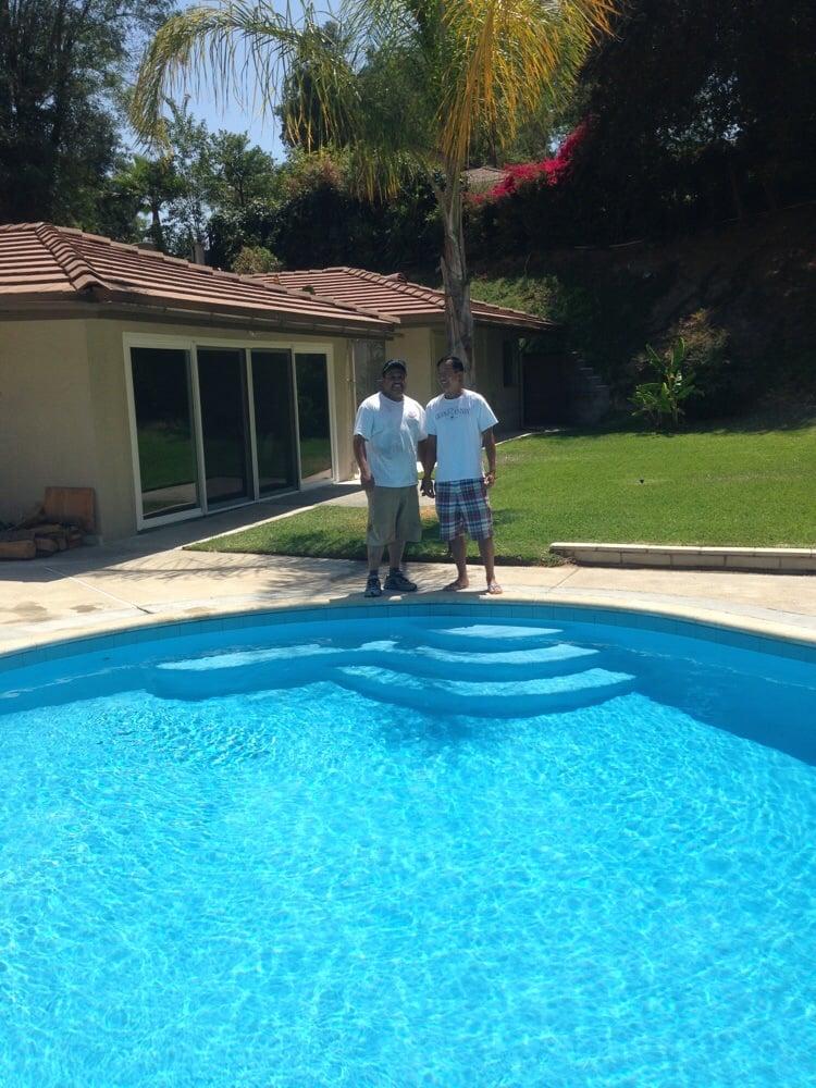 Photos For Pebblefinish Pool Replaster Yelp