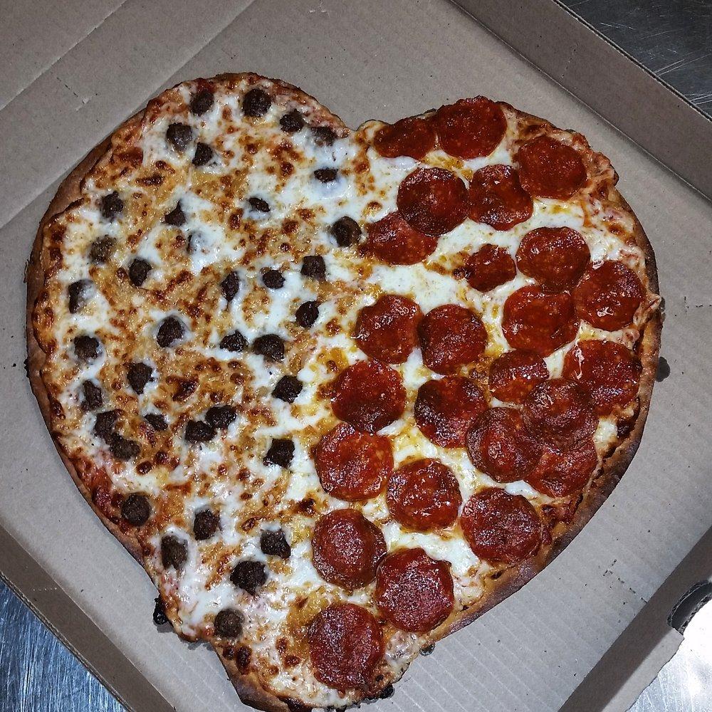 MrJims.Pizza of Anna: 701 W White St, Anna, TX