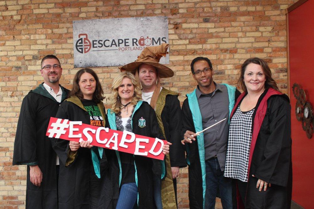 Escape Rooms Portland Michigan: 100 East Bridge St, Portland, MI