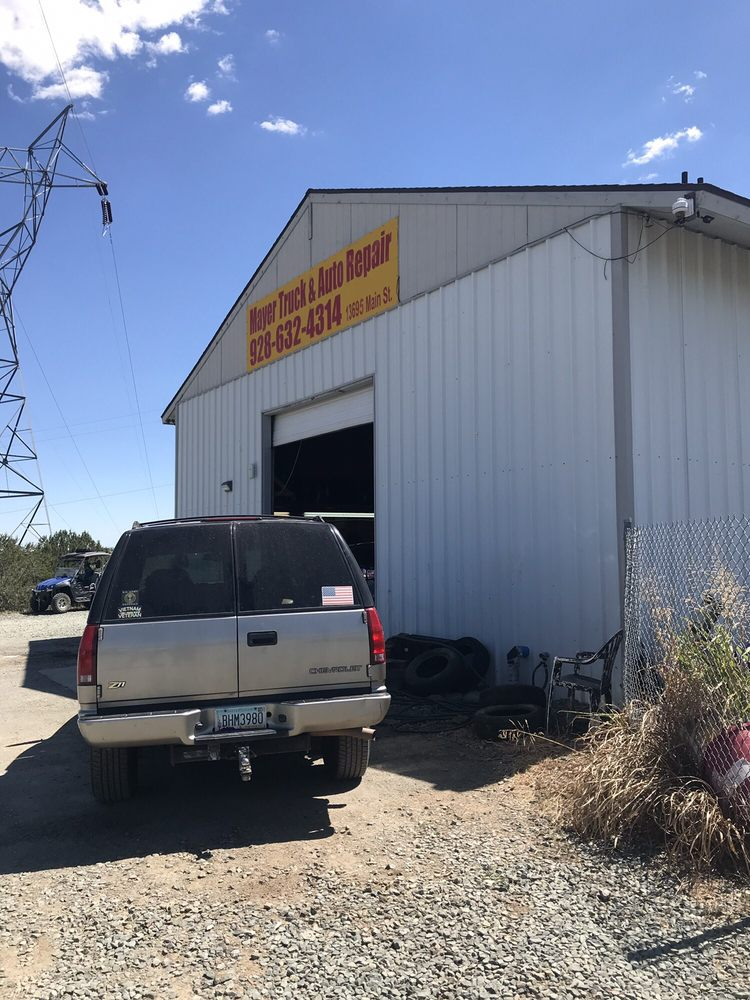 Mayer Truck & Auto Repair: 13221 S Highway 69 Spg Vly, Mayer, AZ