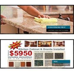 Style Granite & Kitchen Cabinets - Countertop Installation - 22 ...