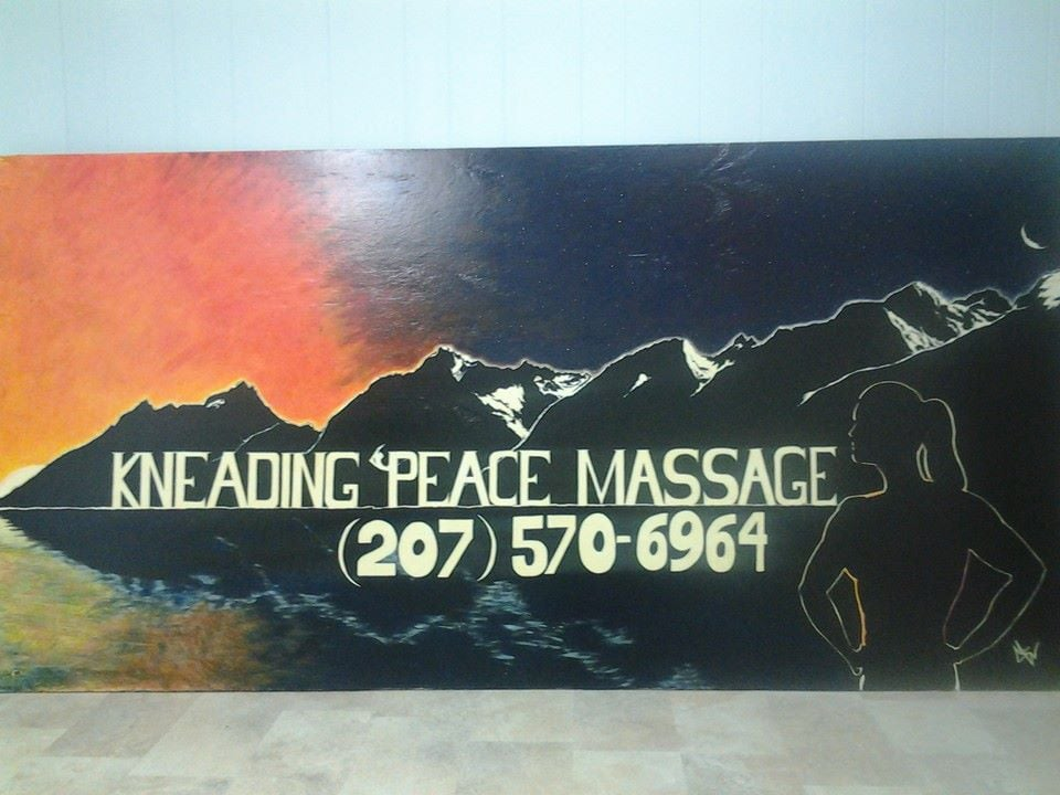 Kneading Peace Massage Therapy: 304 Bates St, Millinocket, ME