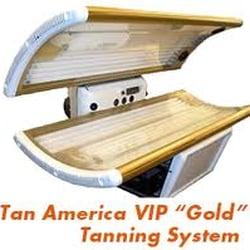 Paradise tan spa closed tanning 120 w b st dixon for Acapulco golden tans salon