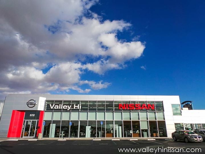 Photos for Valley Hi Nissan - Yelp