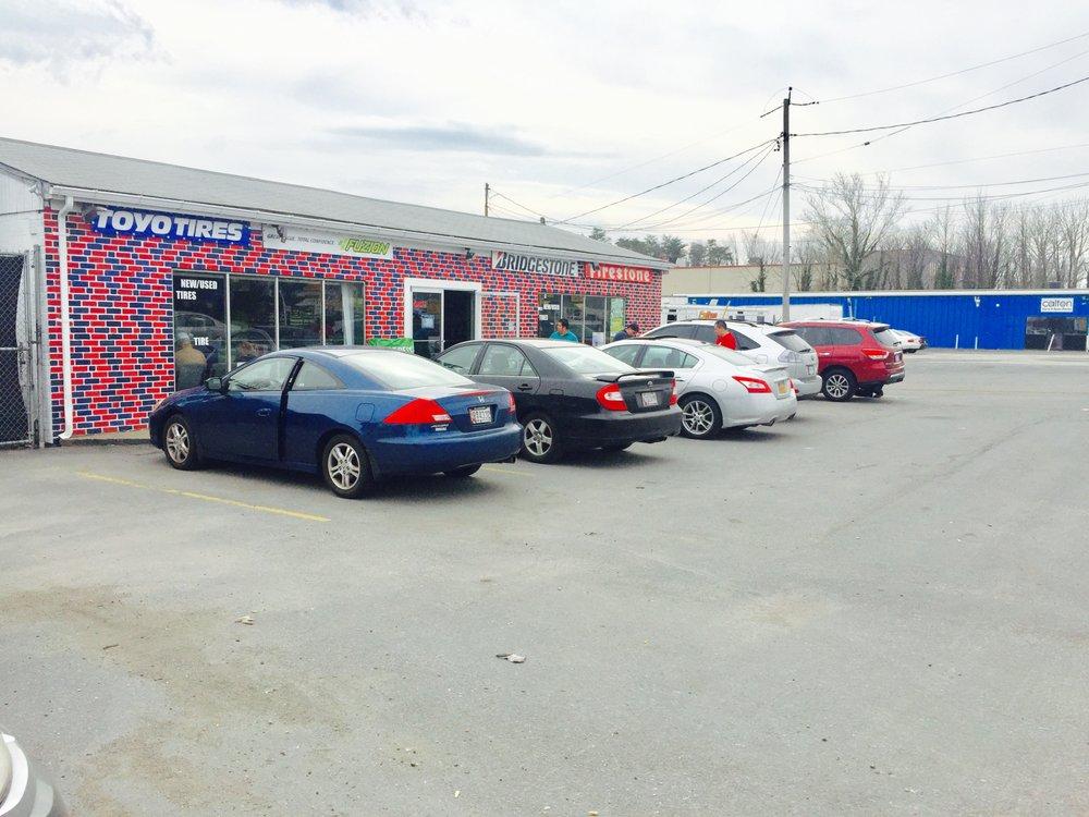 JM Tire Depot Express: 7491 Washington Blvd, Elkridge, MD