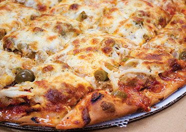 Rosati's Pizza: 186 E Main St, Braidwood, IL