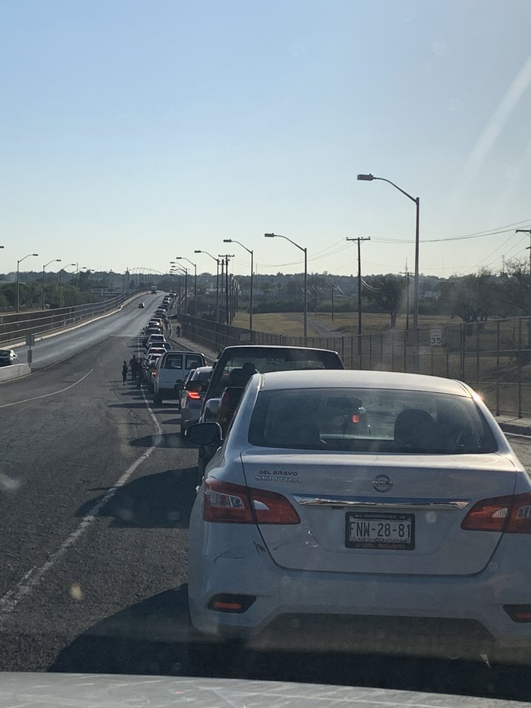 International Toll Bridge: Loop Rd, Del Rio, TX