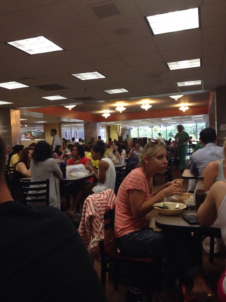 Hahnemann University Hospital Cafeteria - CLOSED - Cafeteria