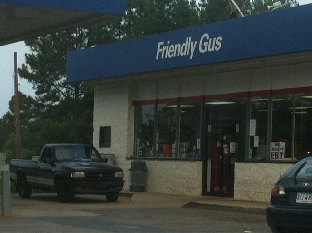 Friendly Gus 16: 118 Ga Highway 49 W, Milledgeville, GA