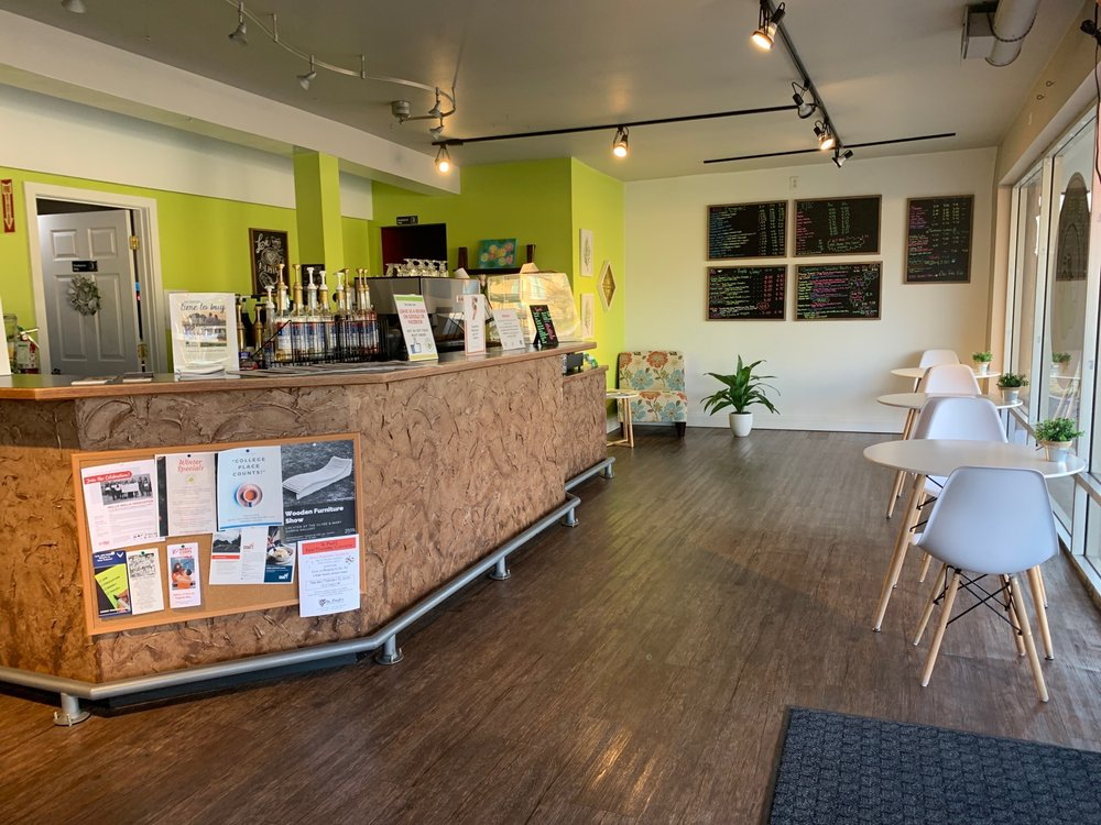 The Fresh Lime: 615 S College Ave, College Place, WA