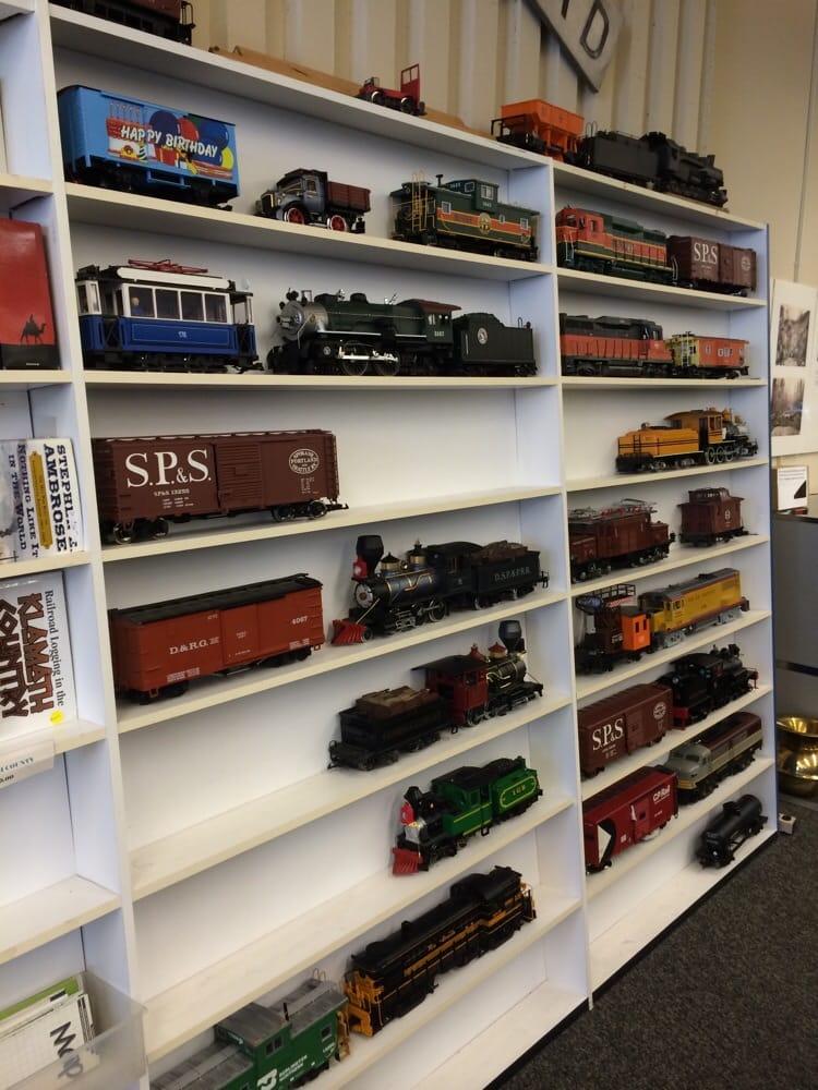 Bellingham Railway Museum: 1320 Commercial St, Bellingham, WA