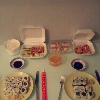 Asia Bao Sushi Bars Ladehofstr 12 Haar Bayern Germany