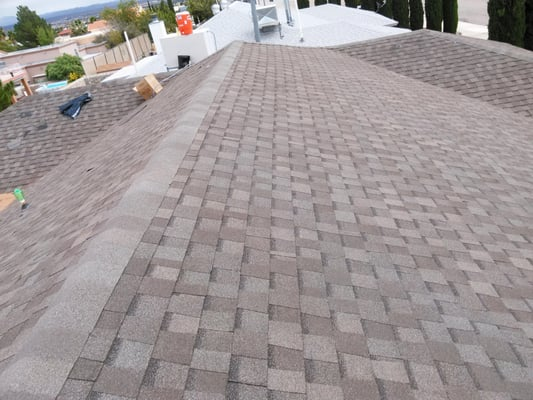 Photo Of Longhorn Roofing U0026 Remodeling   El Paso, TX, United States. Reroof