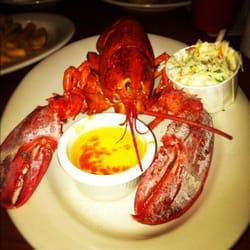 Photo Of Weathervane Seafood Restaurant Leominster Ma United States Single Lobster Dinner
