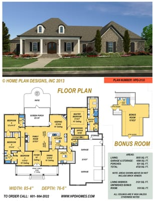 Photo Of Home Plan Designs Flowood Ms United States