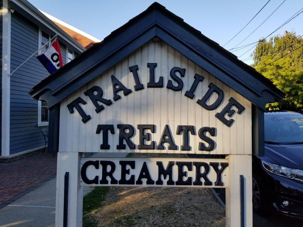 Trailside Treats Creamery: 28 St James Pl, Goshen, NY