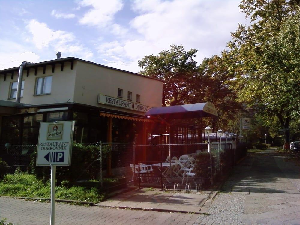 restaurant dubrovnik closed serbo croatian beselerstr 1 steglitz berlin germany. Black Bedroom Furniture Sets. Home Design Ideas