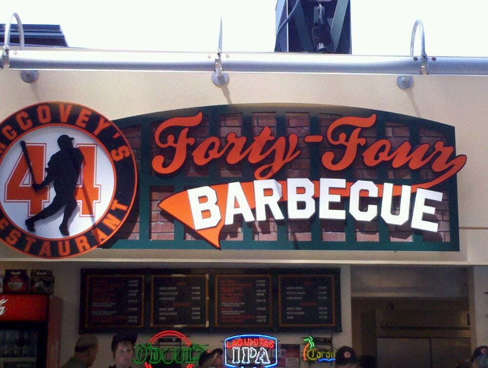 Forty-Four Barbecue