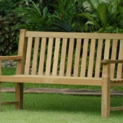 Beau Photo Of Atlanta Teak Furniture   Atlanta, GA, United States. Teak Garden  Bench