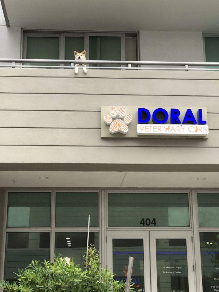 Doral Veterinary Care: 7885 NW 107th Ave, Doral, FL