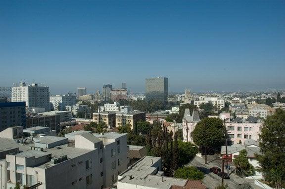 Nob Hill Apartments Los Angeles
