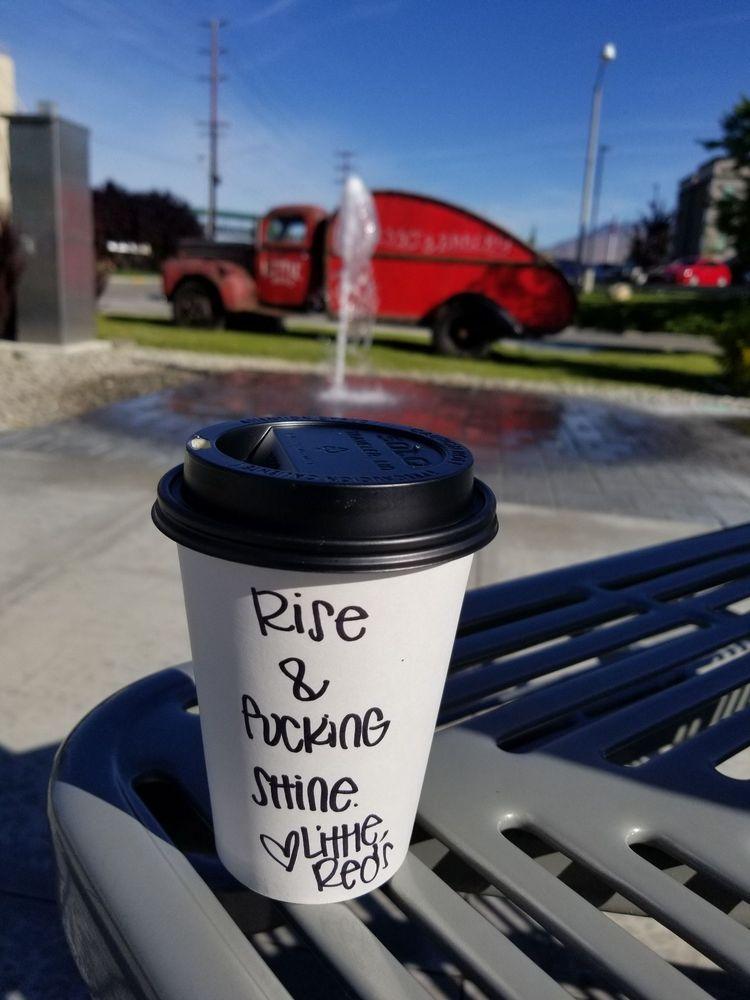 Little Red's Espresso & Bakery: 15 N Worthen St, Wenatchee, WA