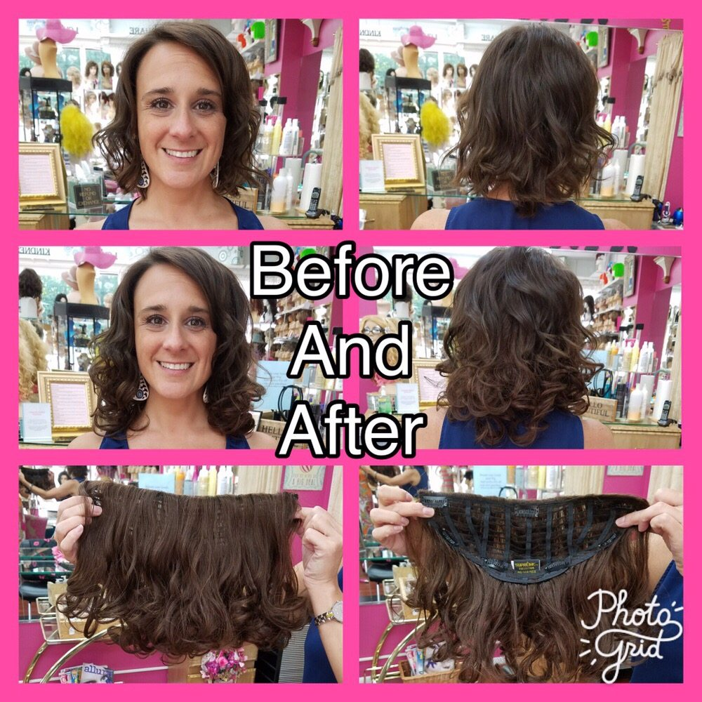 Human Hair Extensions Fuller And Longer Yelp