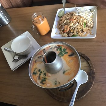 Pot Thai Cafe Los Angeles Ca