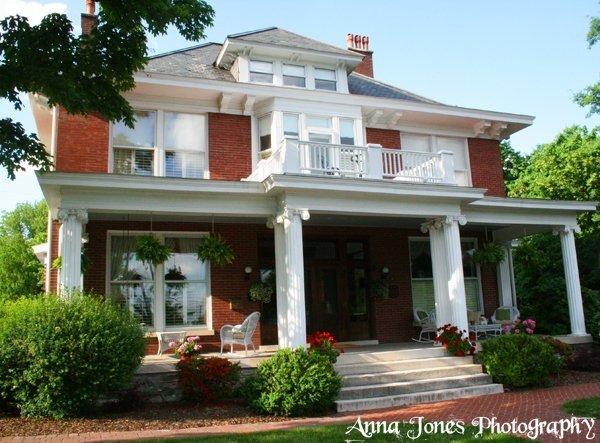 The Timothy Demonbreun House: 746 Benton Ave, Nashville, TN